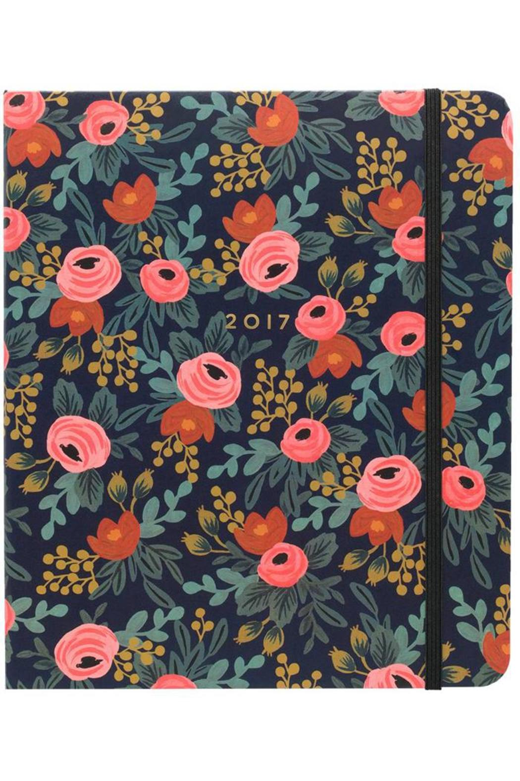 Rifle Paper Co.  2017 Rosa Planner - Main Image