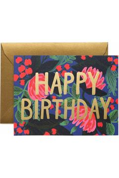 Shoptiques Product: Floral Birthday Cards
