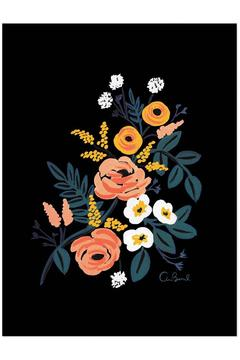 Shoptiques Product: Midnight Rose Print
