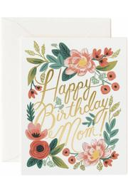 Rifle Paper Co.  Mom Birthday Card - Product Mini Image