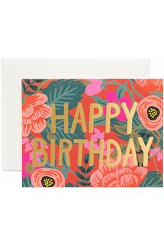 Shoptiques Product: Poppy Birthday Cards