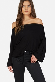 Michael Lauren Rigby Off-The-Shoulder Top - Product Mini Image