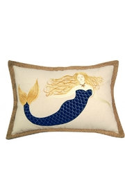 Rightside Design Mermaid Throw Pillow - Product Mini Image