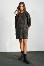 Velvet by Graham & Spencer  Rika 3/4 Sleeve Dress - Product Mini Image