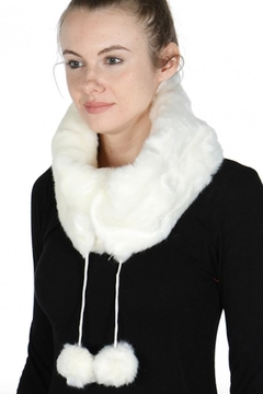 Shoptiques Product: Faux Fur Neck Warmer