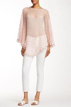 Shoptiques Product: Pink Embrodered Top