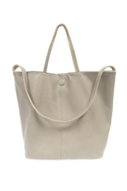 Joy Accessories Riley Reversible Slouchy Tote - Product Mini Image