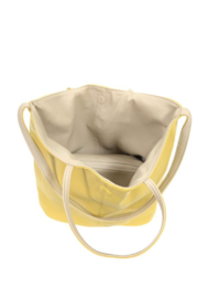 Joy Susan Accessories Riley Reversible Slouchy Tote - Back cropped