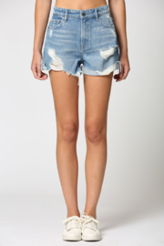 Hidden Jeans Riley Roll Up BF - Product Mini Image