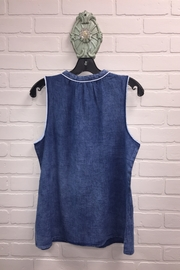 Dylan by True Grit Riley Top - Front full body