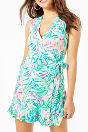 Lilly Pulitzer  Rilla Romper - Product Mini Image