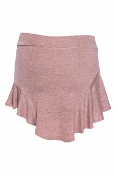 Riller & Fount Asymmetrical Ruffle Skort - Alternate List Image
