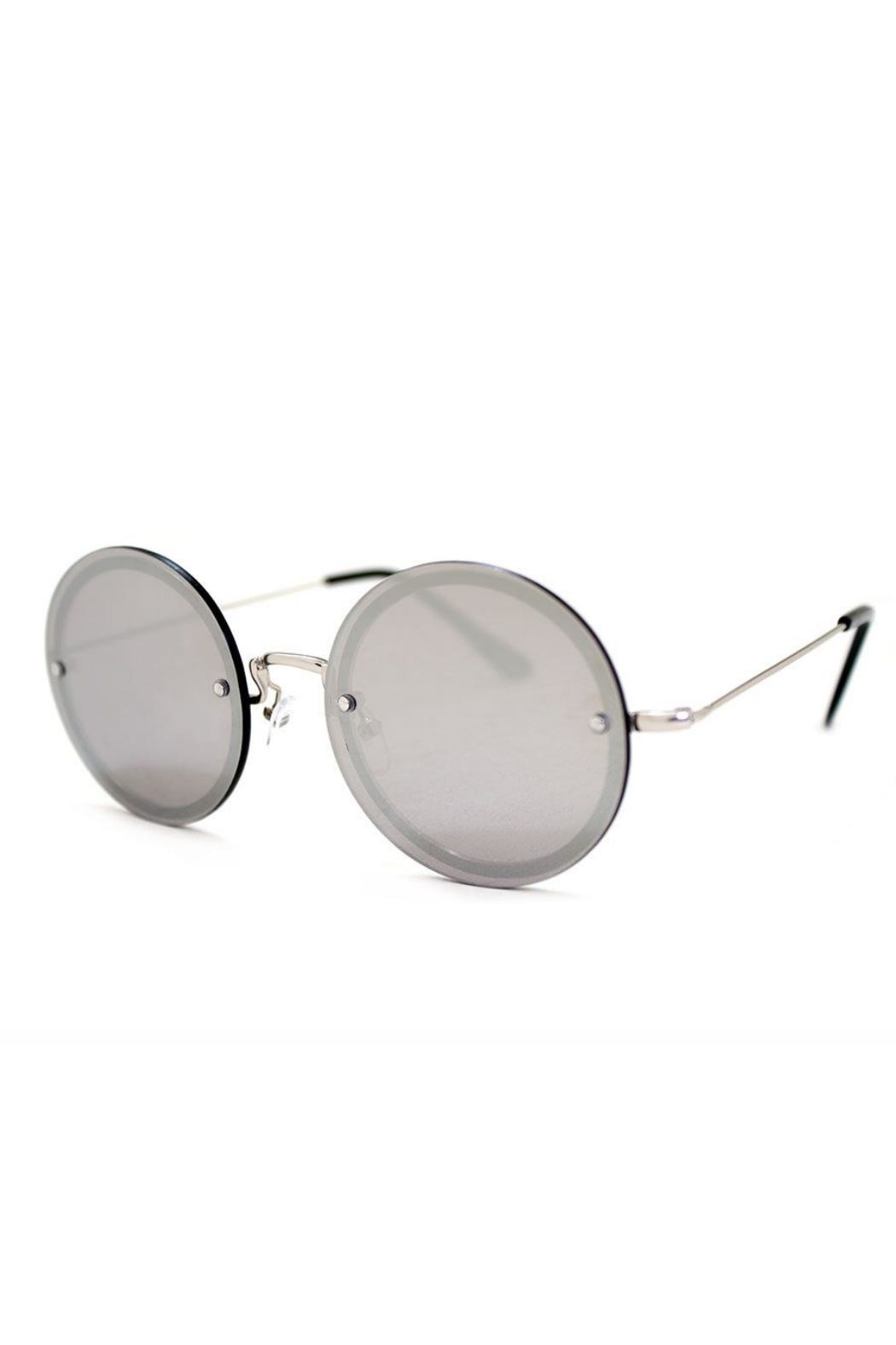 AJ Morgan Rimless Eyeballs Sunglasses - Main Image