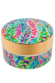 Lilly Pulitzer  Ring Dish with Lid - Product Mini Image