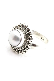 Linda de Taxco Ring With Pearl - Product Mini Image