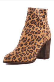 BC Footwear Ringmaster Leopard V-Suede - Product Mini Image