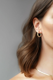 Electric Picks Ringo Hoops - Side cropped