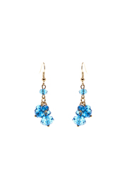 Rings & Things Gem Bead Earrings - Product Mini Image