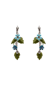 Shoptiques Product: Delicate Flower Earrings