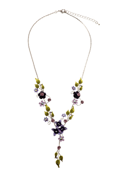 Shoptiques Product: Delicate Flower Necklace
