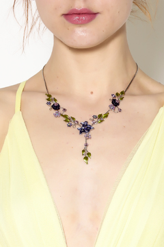 Rings & Things Delicate Flower Necklace - Alternate List Image