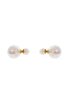 Shoptiques Product: Double Sided Studs
