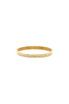 Rings & Things Gold Bangle - Product List Image