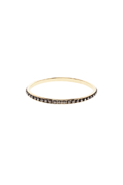 Rings & Things Gold Studded Bangle - Product Mini Image