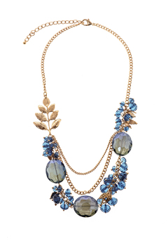Rings & Things Layered Beaded Necklace - Product List Image