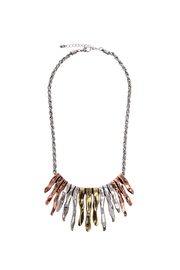 Rings & Things Multicolor Necklace - Product Mini Image