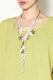 Rings & Things Pearl Beach Necklace - Back cropped