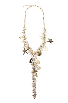 Rings & Things Pearl Beach Necklace - Product List Image