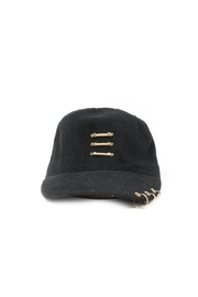 Nadya's Closet Rings Accent Cap - Front cropped