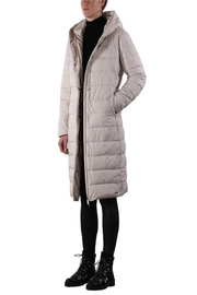 Rino Pelle Leroux Long Coat - Product Mini Image