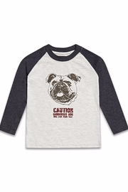 Riot Club Dog Face Tee - Front cropped