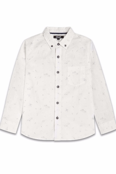 Riot Club Rebel Oxford Shirt - Product List Image