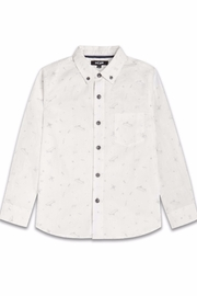 Riot Club Rebel Oxford Shirt - Front cropped