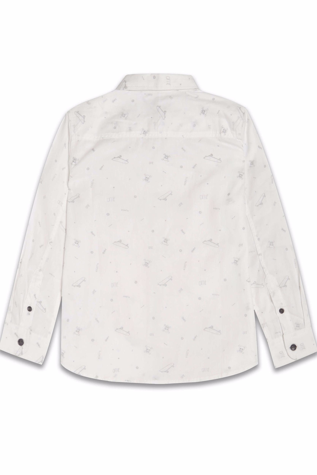 Riot Club Rebel Oxford Shirt - Side Cropped Image