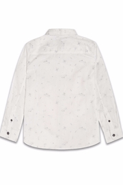 Riot Club Rebel Oxford Shirt - Side cropped