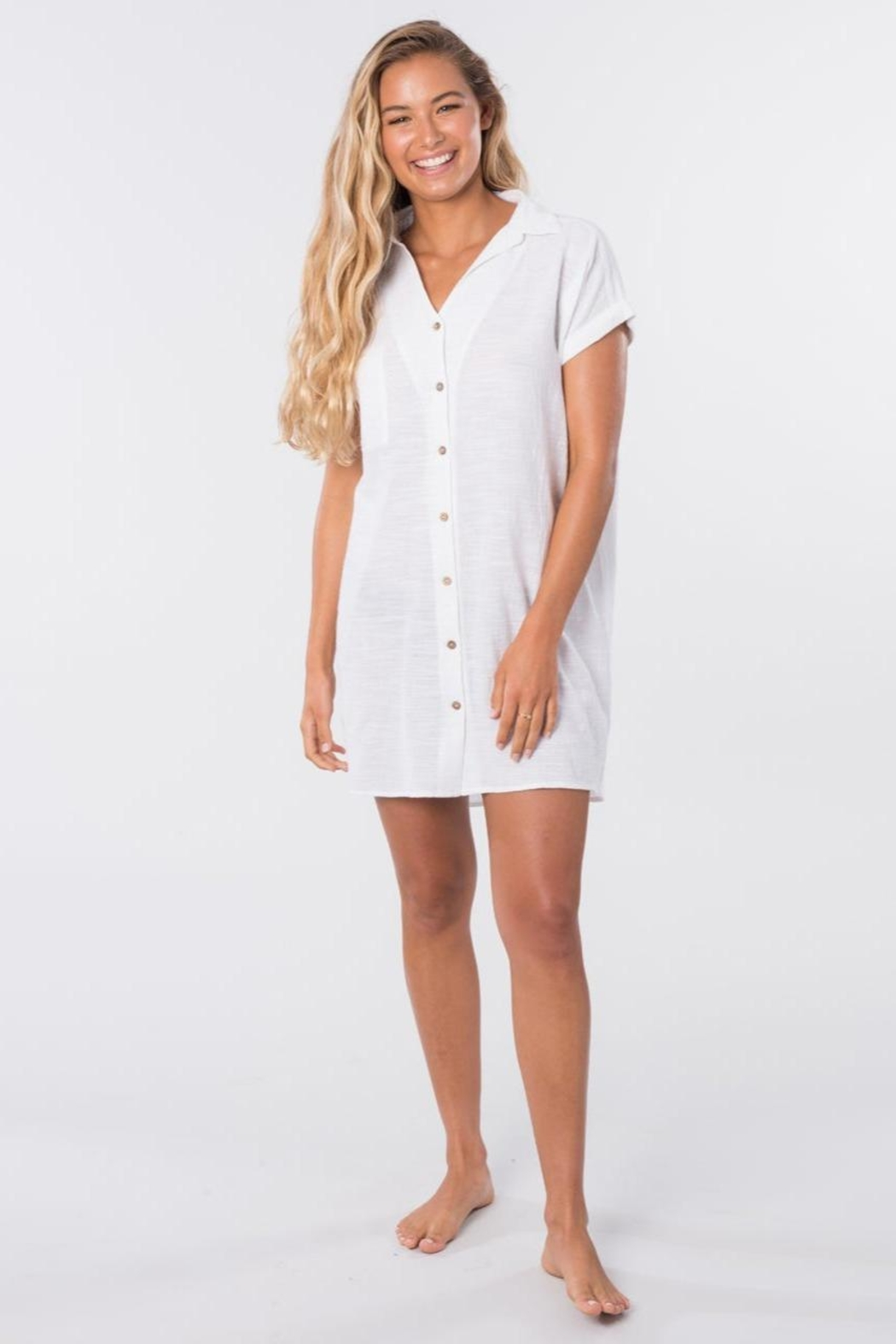 Rip Curl Adrift Dress - Side Cropped Image