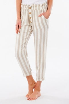 Rip Curl Ashore Stripe Pants - Product List Image