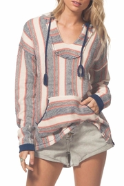 Rip Curl Beach Comber Hoodie - Front cropped