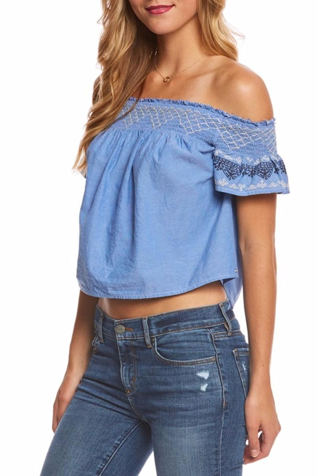 Rip Curl Bianca Top - Front Full Image