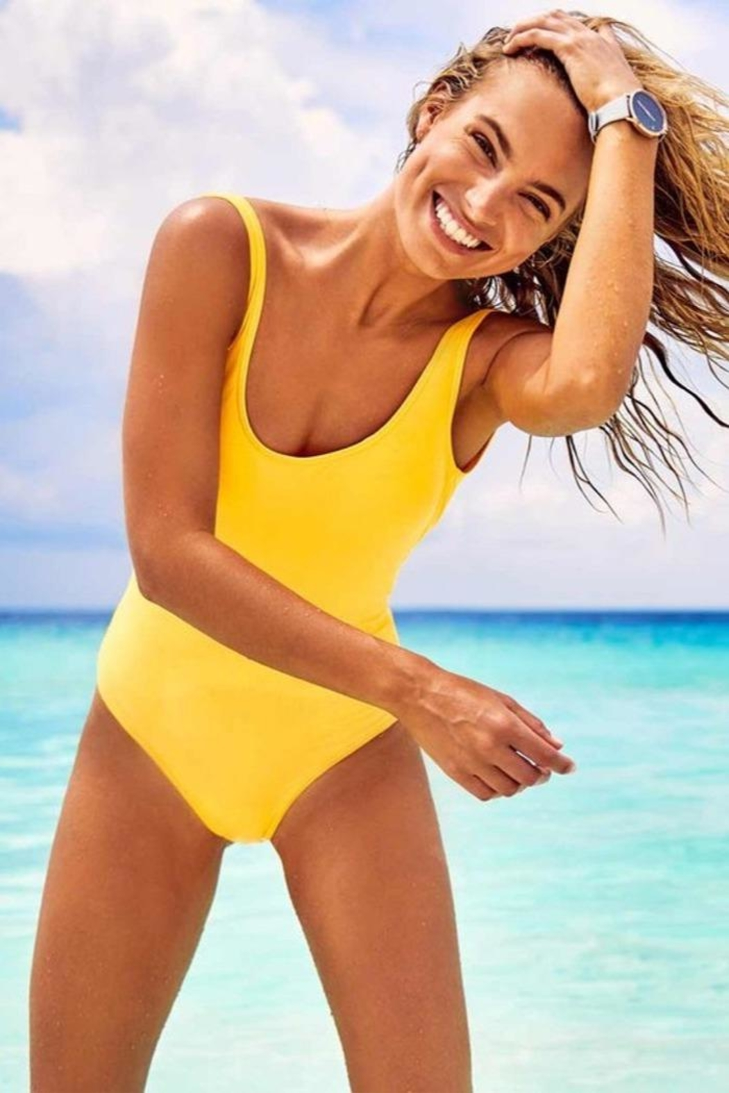 Rip Curl Classic Surf One-Piece - Main Image