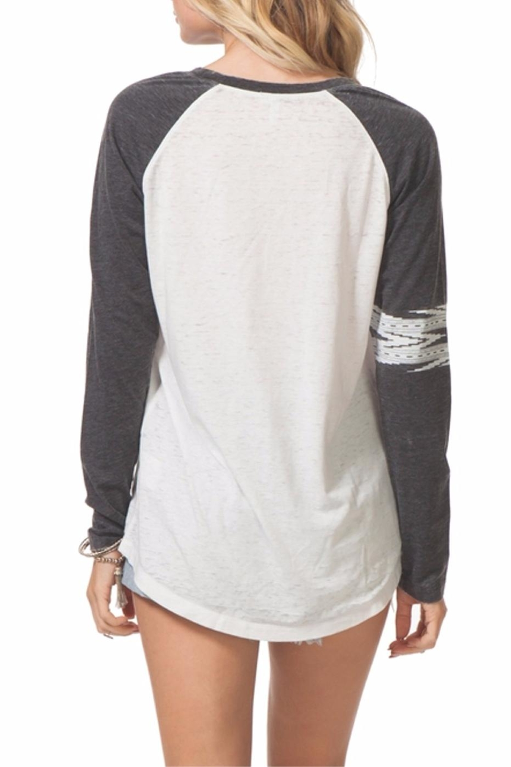 Rip Curl Fly By Tee - Front Full Image