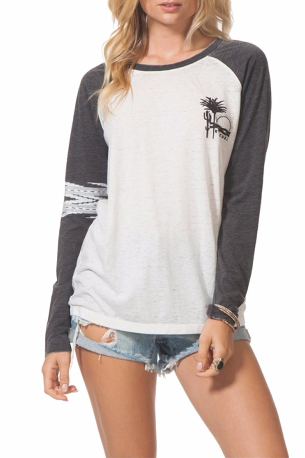 Rip Curl Fly By Tee - Main Image