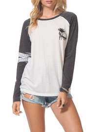 Rip Curl Fly By Tee - Front cropped