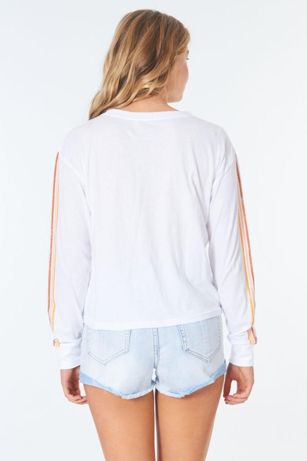 Rip Curl Golden Days Long Sleeve - Front Full Image