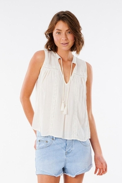Rip Curl Layla Sleeveless Shirt - Product List Image