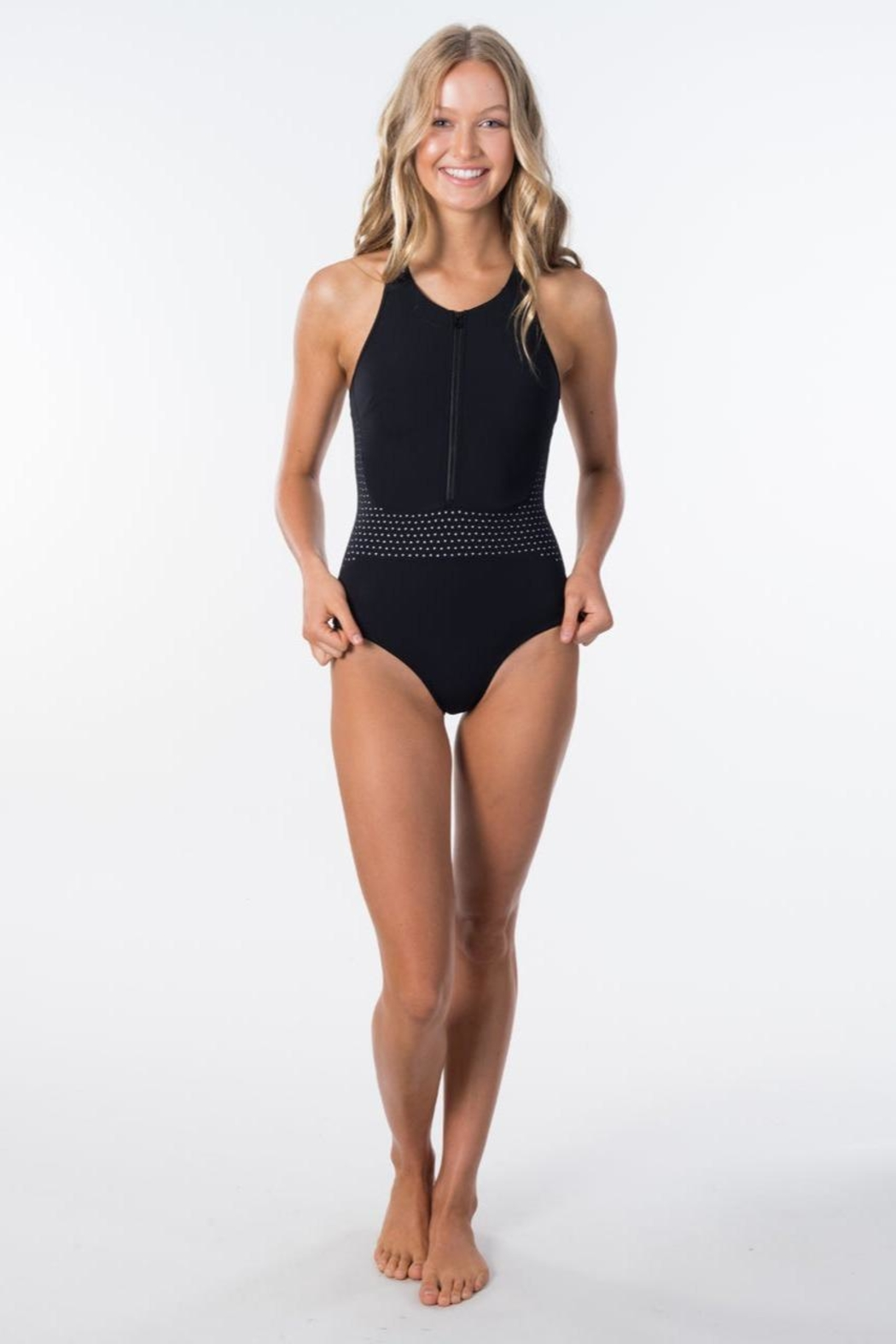 Rip Curl Mirage Ultimate One-Piece - Side Cropped Image